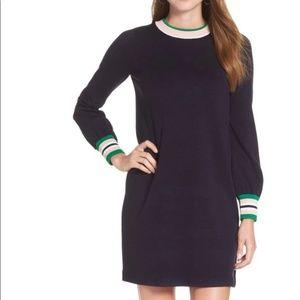 1901 Nordstrom Varsity Stripe Sweater Dress Size L
